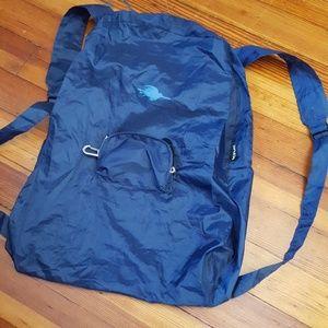 Kiva keychain backpack